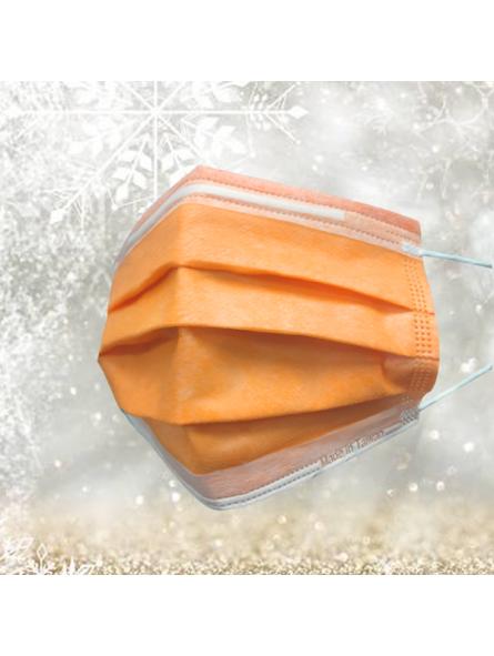 Masque orange